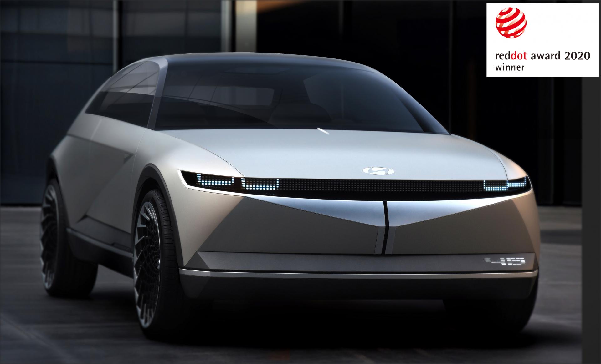 Компанія Hyundai Motor отримала три нагороди Red Dot Award 2020 за концептуальний дизайн | Хюндай Мотор Поділля - фото 9