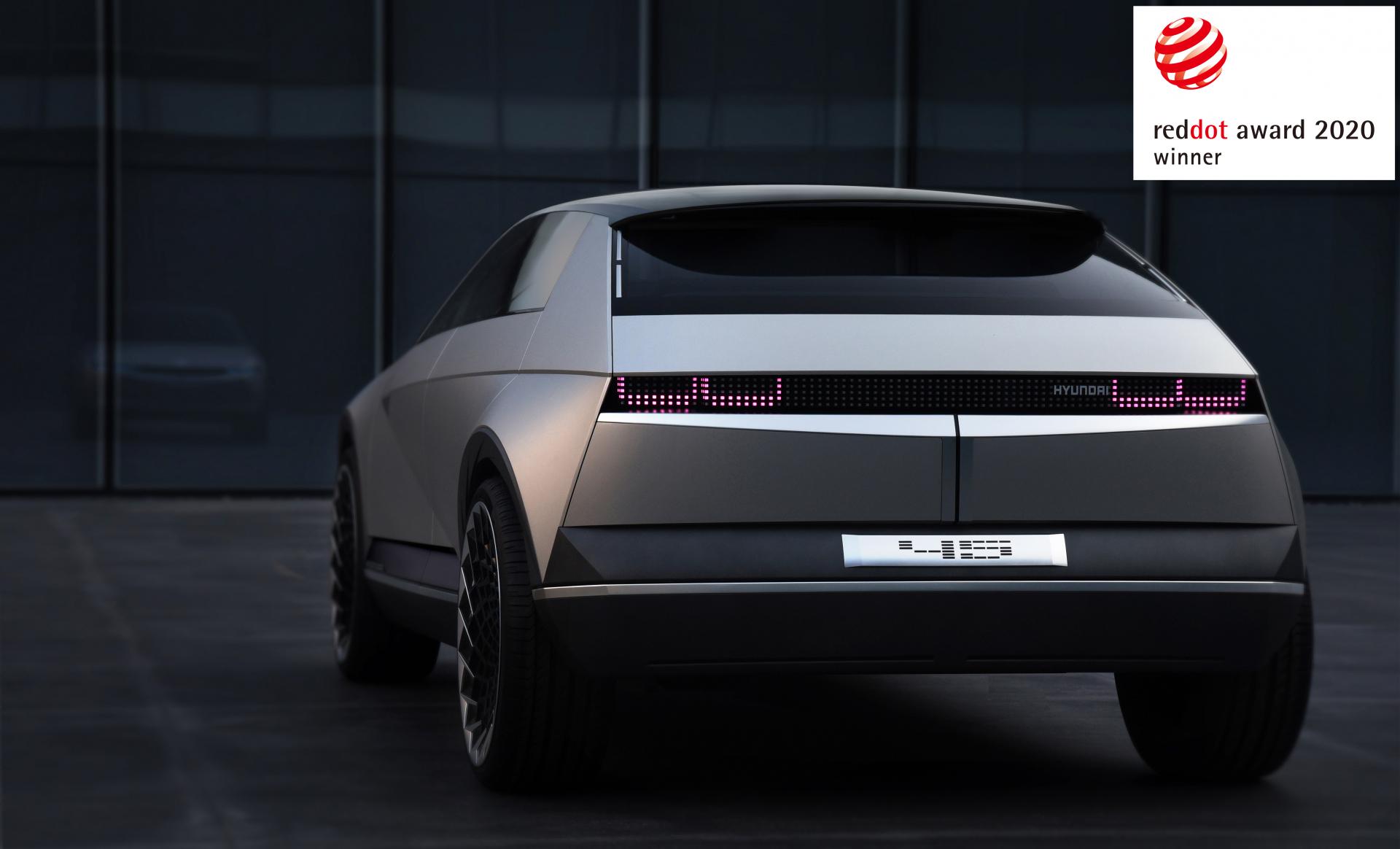 Компанія Hyundai Motor отримала три нагороди Red Dot Award 2020 за концептуальний дизайн | Хюндай Мотор Поділля - фото 10