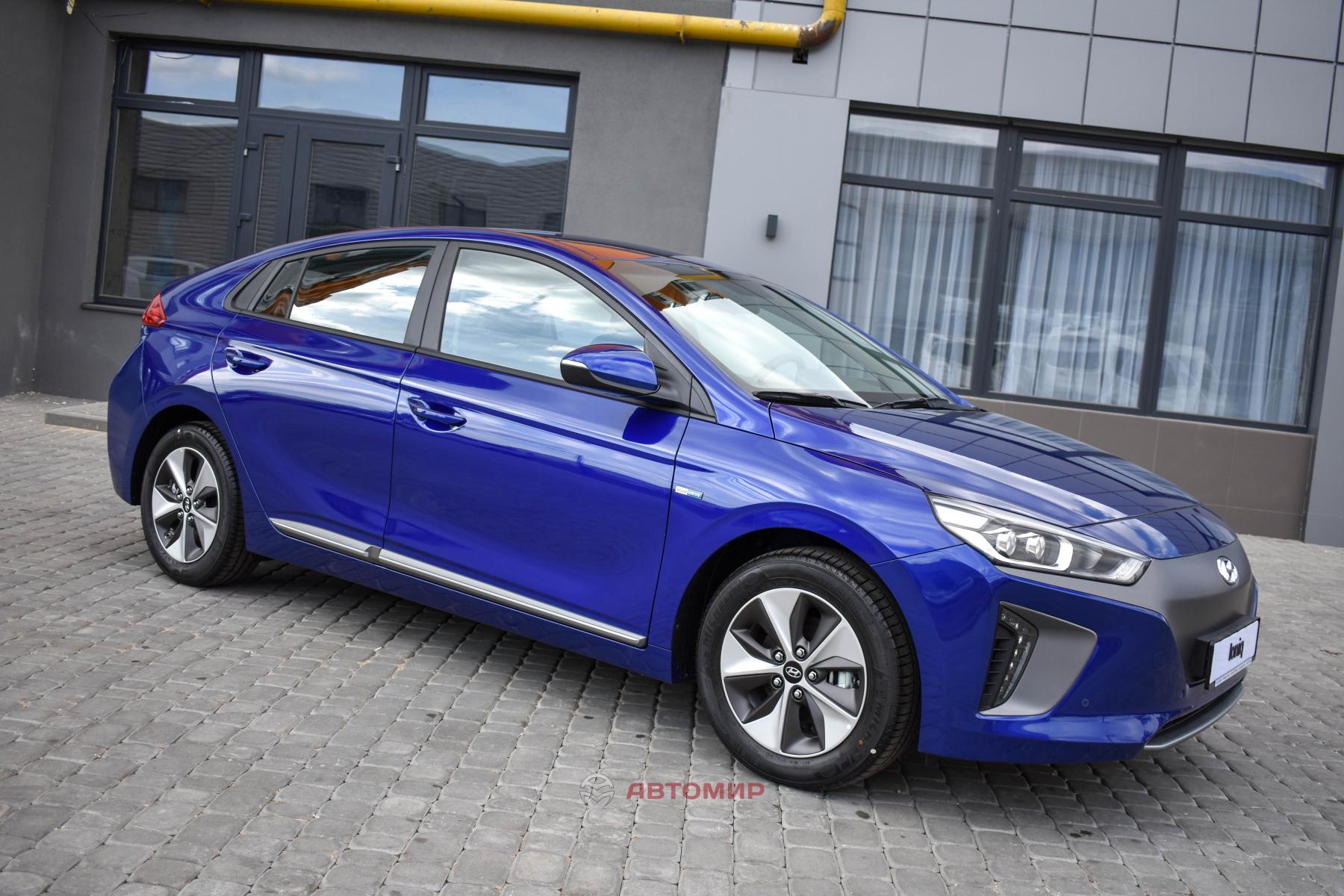 Ціна на електромобіль Hyundai IONIQ Electric - зафіксована в гривні! | Хюндай Мотор Україна - фото 12