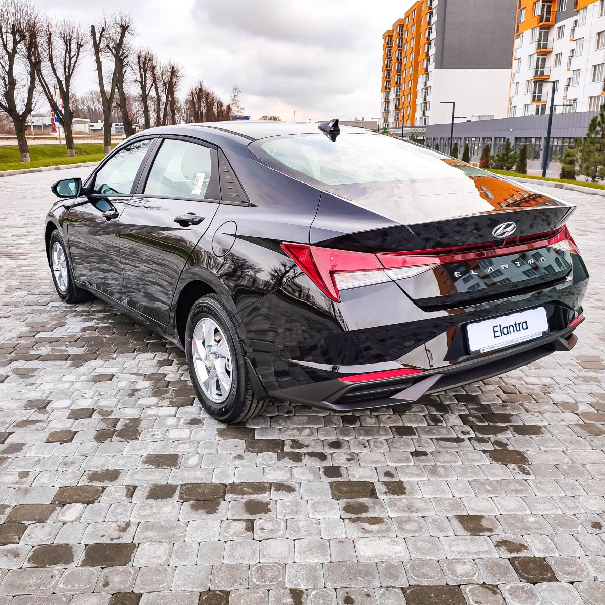 Поставте під сумніви старі правила разом з Hyundai New Elantra!   Хюндай Мотор Україна - фото 10