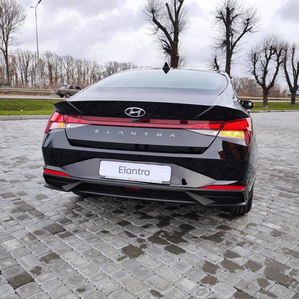Поставте під сумніви старі правила разом з Hyundai New Elantra!   Хюндай Мотор Україна - фото 12