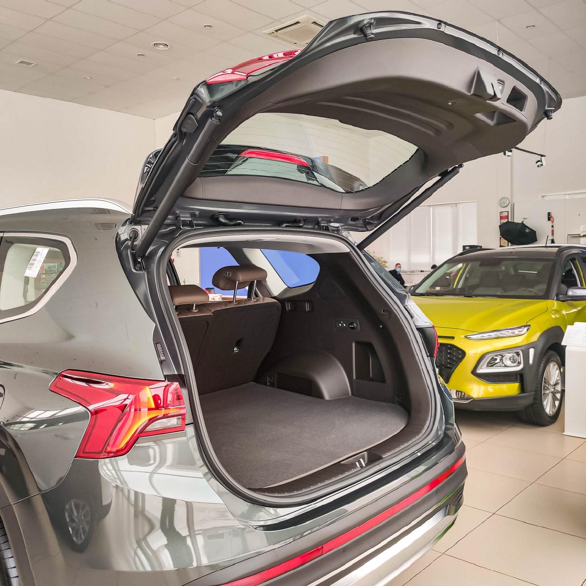Якби комфорт і розкіш можна було б описати - це був би Hyundai Santa Fe! | Хюндай Мотор Україна - фото 11