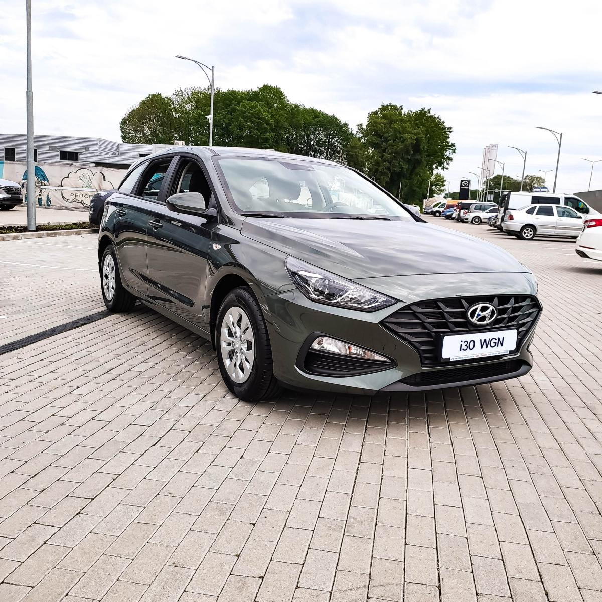 Спеціальна вигода на придбання Hyundai i30 WGN! | Хюндай Мотор Україна - фото 13