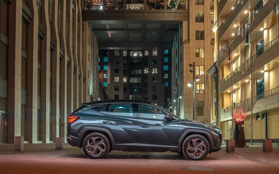 Тест-драйв Hyundai Tucson: Порушник спокою | Хюндай Мотор Поділля - фото 28
