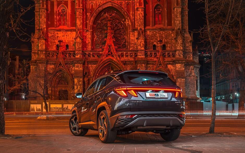 Тест-драйв Hyundai Tucson: Порушник спокою | Хюндай Мотор Поділля - фото 27