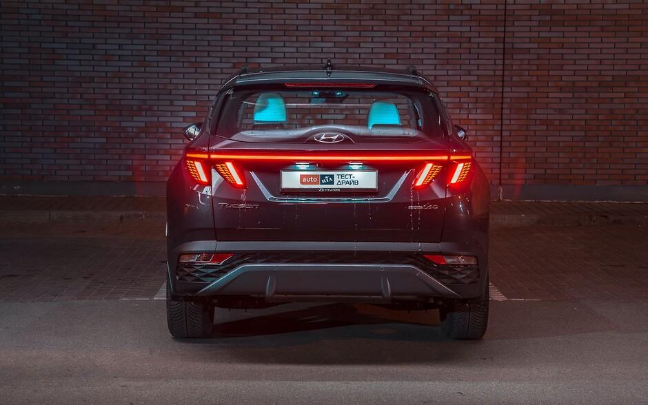 Тест-драйв Hyundai Tucson: Порушник спокою | Хюндай Мотор Поділля - фото 25