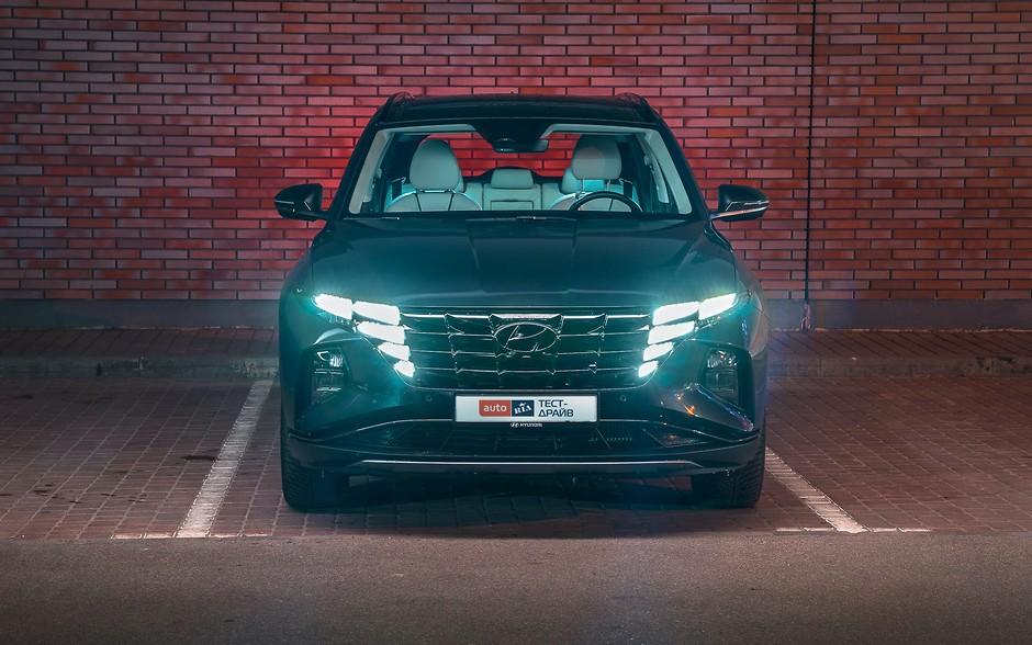 Тест-драйв Hyundai Tucson: Порушник спокою | Хюндай Мотор Поділля - фото 24