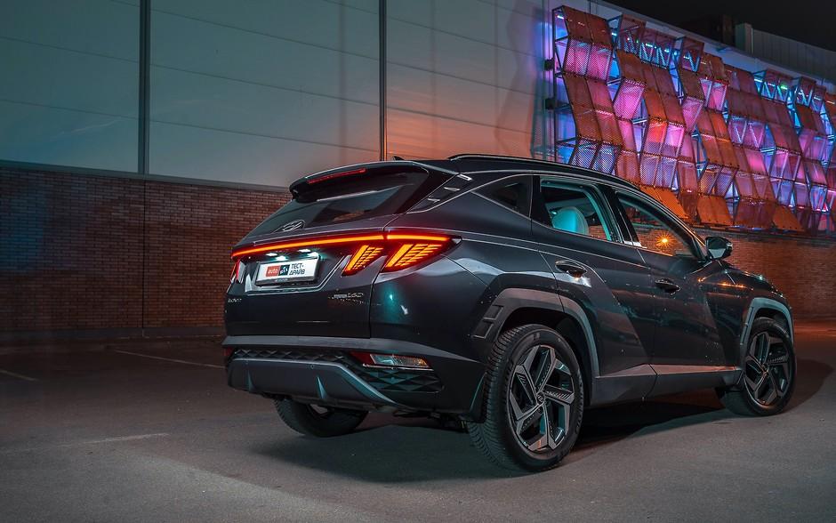 Тест-драйв Hyundai Tucson: Порушник спокою | Хюндай Мотор Поділля - фото 23