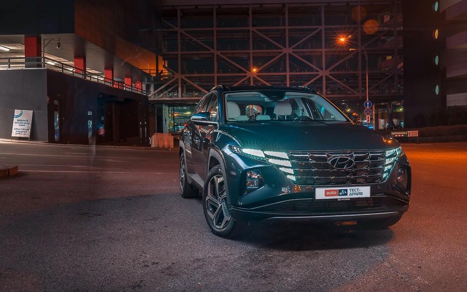 Тест-драйв Hyundai Tucson: Порушник спокою | Хюндай Мотор Поділля - фото 22
