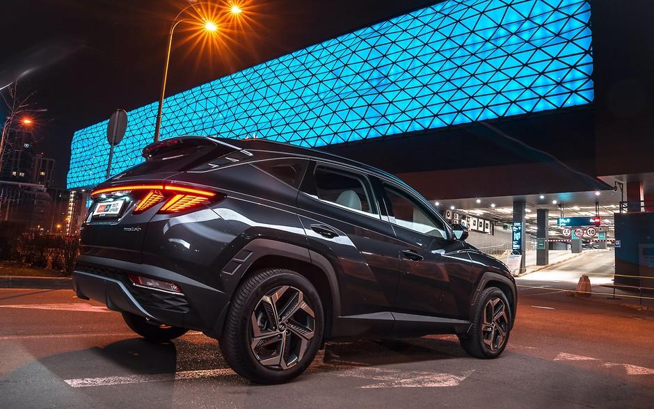 Тест-драйв Hyundai Tucson: Порушник спокою | Хюндай Мотор Поділля - фото 21