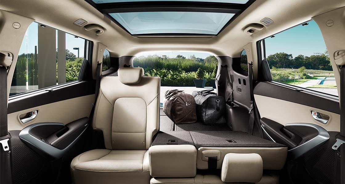 Hyundai GRAND SANTA FE | Галерея, фото | Хюндай Мотор Україна - фото 15