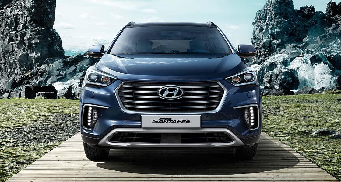 Hyundai GRAND SANTA FE | Галерея, фото | Хюндай Мотор Україна - фото 7