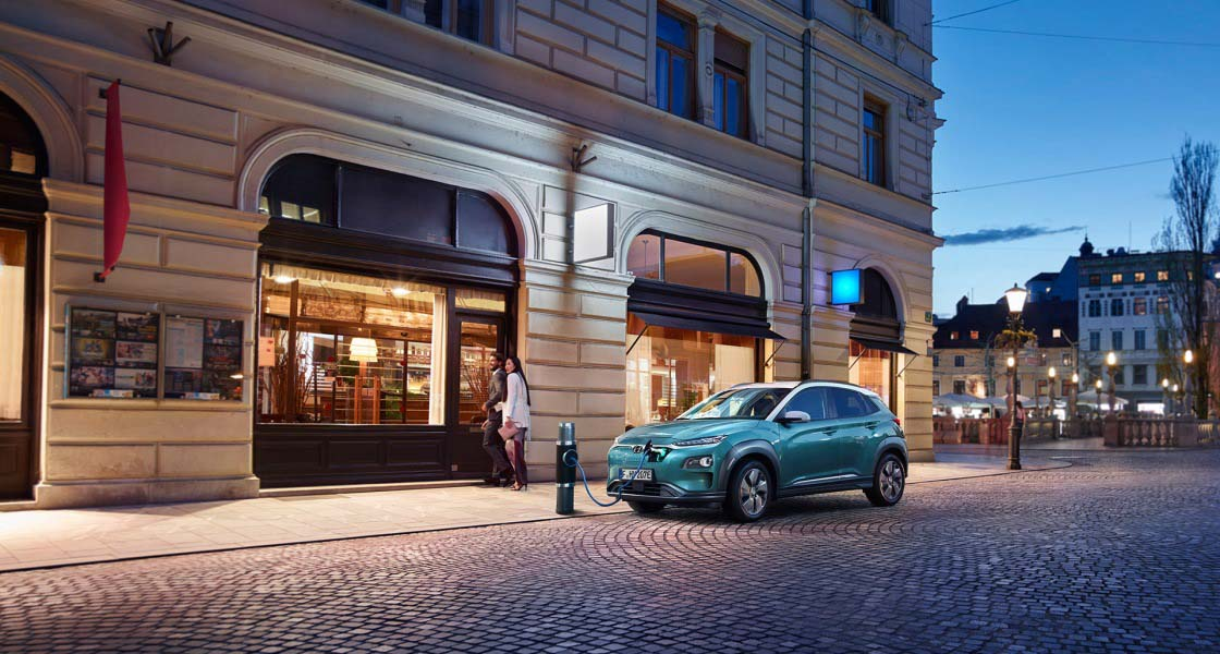 Hyundai KONA Electric| Галерея, фото| Хюндай Мотор Україна - фото 6