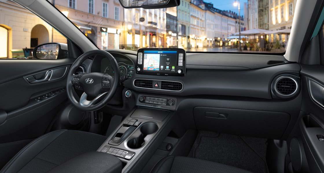 Hyundai KONA Electric| Галерея, фото| Хюндай Мотор Україна - фото 13