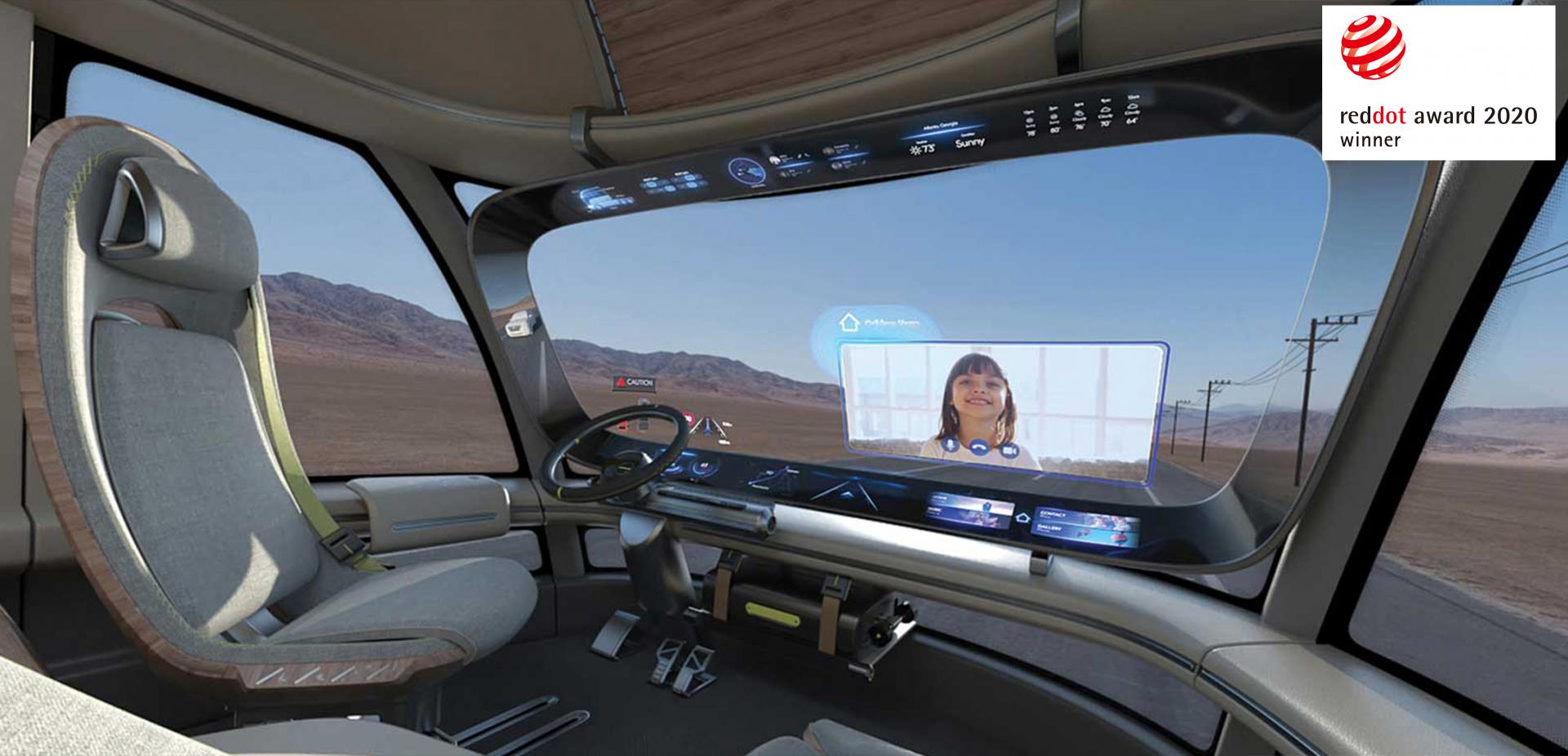 Компанія Hyundai Motor отримала три нагороди Red Dot Award 2020 за концептуальний дизайн | Хюндай Мотор Поділля - фото 12