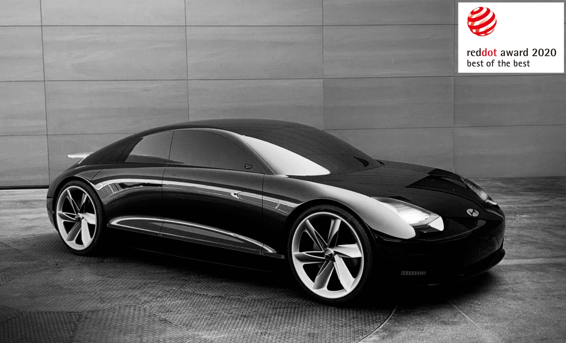 Компанія Hyundai Motor отримала три нагороди Red Dot Award 2020 за концептуальний дизайн | Хюндай Мотор Поділля - фото 14