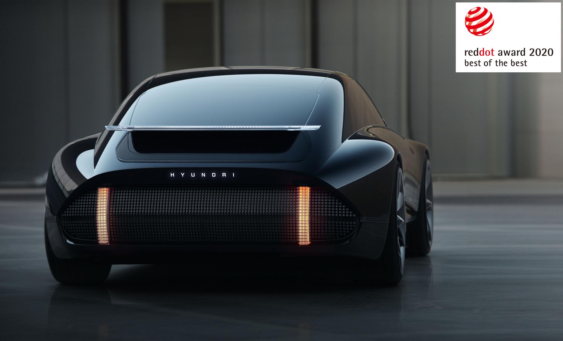 Компанія Hyundai Motor отримала три нагороди Red Dot Award 2020 за концептуальний дизайн | Хюндай Мотор Поділля - фото 13